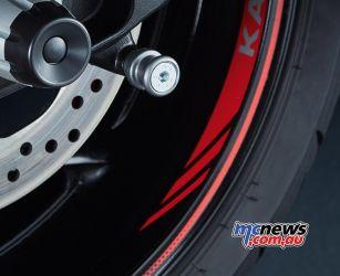 Suzuki Katana Accessories RimTape