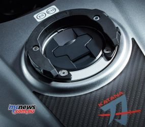 Suzuki Katana Accessories Tankbag Ring