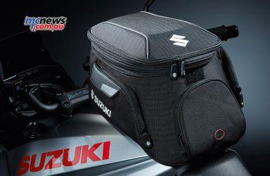 Suzuki Katana Accessories Tankbag