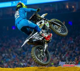AMA SX Rnd Chris Howell Privateers JK SX Houston