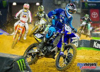 AMA SX Rnd Jacob Hayes Privateers JK SX Houston