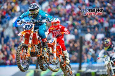AMA SX Rnd Denver Bogle JK SX Denver