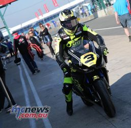 BSB Rnd Billy McConnell going out ImageDaveYeomans