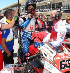 MotoGP Rnd COTA Bagnaia GP AN