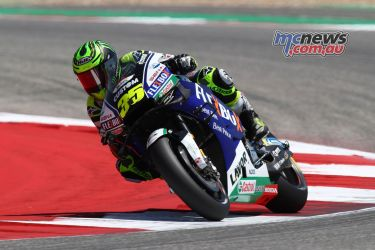 MotoGP Rnd COTA Crutchlow GP AN