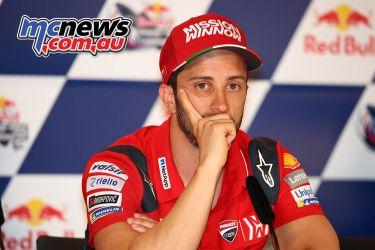 MotoGP Rnd COTA Dovi GP AN
