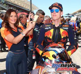 MotoGP Rnd COTA EspP GP AN