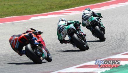 MotoGP Rnd COTA Gardner GP AN