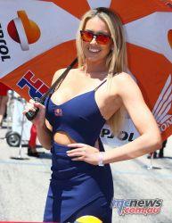 MotoGP Rnd COTA Girl GP AN