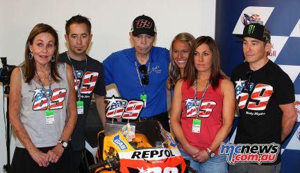 MotoGP Rnd COTA Haydens GP AN