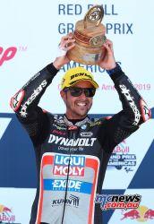 MotoGP Rnd COTA Luthi GP AN