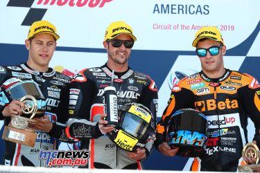 MotoGP Rnd COTA Mpod GP AN