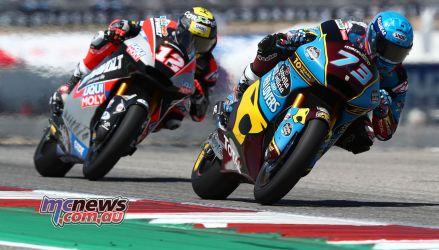 MotoGP Rnd COTA MarquezA GP AN