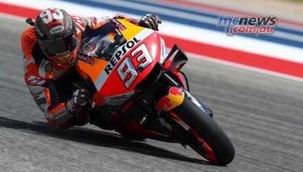 MotoGP Rnd COTA Marquez GP AN