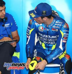 MotoGP Rnd COTA Mir GP AN
