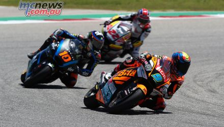 MotoGP Rnd COTA Navarro GP AN