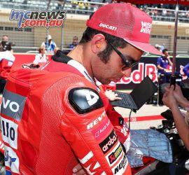 MotoGP Rnd COTA Petrucci GP AN