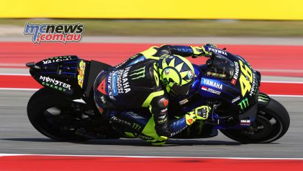 MotoGP Rnd COTA Rossi GP ANCover
