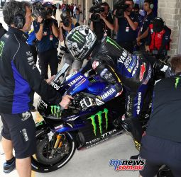 MotoGP Rnd COTA Vinales GP AN