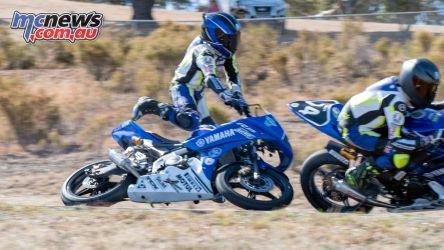 OJC Round RbMotoLens crash Jacob Roulstone Cormac Buchanan Angus Grenfell