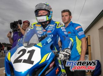 ASBK TBG ASBK Round Wakefield Park Josh Waters A