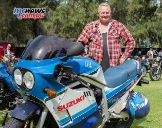 Jap Bike Show X RbMotoLens Proud Owner of this original GSXR
