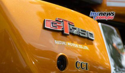 Suzuki GT ImageRM