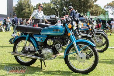 Yamaha SR ImageRM