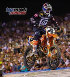 AMA Supercross FInal Baggett JK SX Vegas