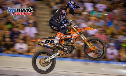 AMA Supercross FInal Bogle JK SX Vegas