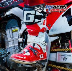 AMA Supercross FInal Gaerne PIts JK SX Vegas
