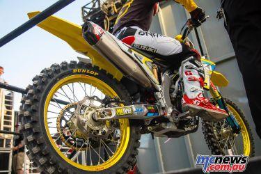 AMA Supercross FInal HillJ JK SX Vegas