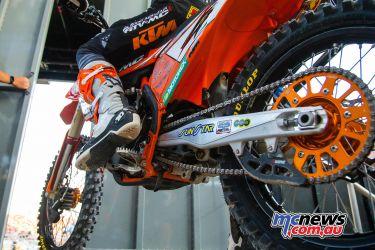AMA Supercross FInal KTM PIts JK SX Vegas