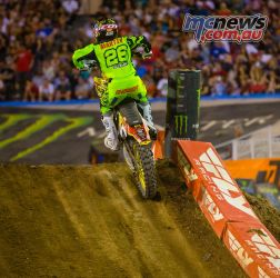 AMA Supercross FInal MartinA JK SX Vegas