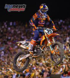 AMA Supercross FInal Musquin JK SX Vegas