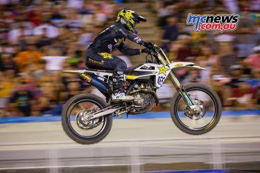 AMA Supercross FInal Osborne JK SX Vegas