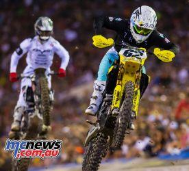 AMA Supercross FInal Ray JK SX Vegas