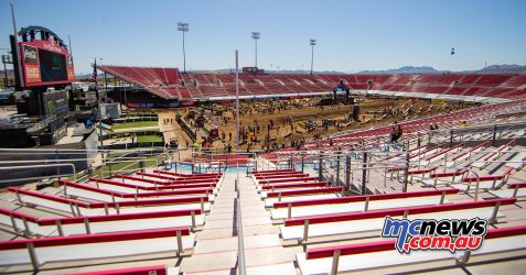 AMA Supercross FInal Stadium PIts JK SX Vegas