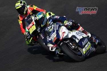 MotoGP Rnd Jerez Abraham GP AN