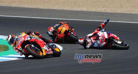 MotoGP Rnd Jerez Bagnaia GP AN