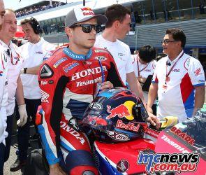 MotoGP Rnd Jerez Bradl GP AN