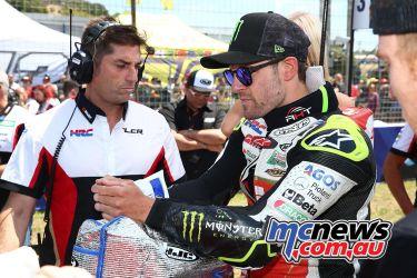 MotoGP Rnd Jerez Crutchlow GP AN