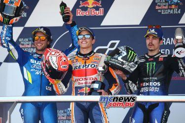 MotoGP Rnd Jerez GPpod GP AN
