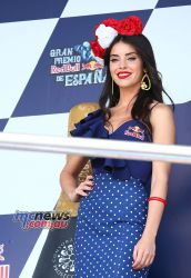MotoGP Rnd Jerez Girl GP AN