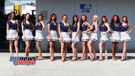 MotoGP Rnd Jerez Girls GP AN