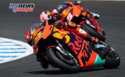MotoGP Rnd Jerez KTM EspP GP AN