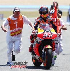 MotoGP Rnd Jerez Marquez GP AN