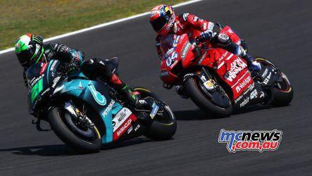 MotoGP Rnd Jerez Morbidelli GP AN