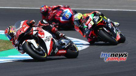 MotoGP Rnd Jerez Nakagami GP AN