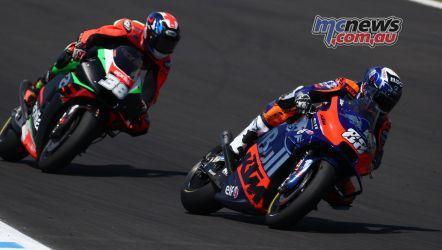 MotoGP Rnd Jerez Oliveira GP AN